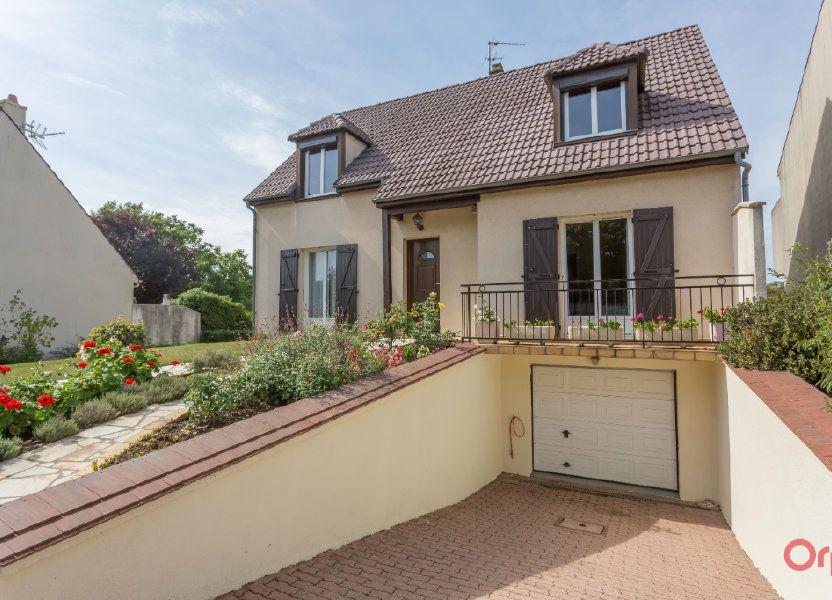 Maison à vendre 133m2 à Saint-Michel-sur-Orge