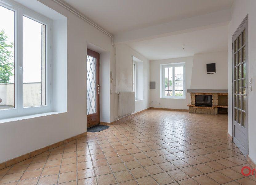 Appartement à louer 86.65m2 à Le Plessis-Pâté