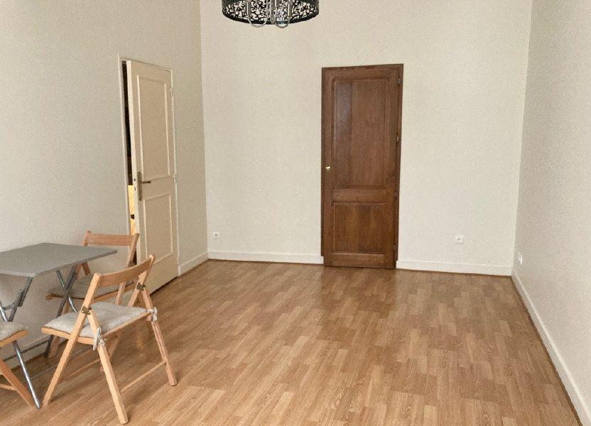 Appartement à louer 37.24m2 à Périgueux