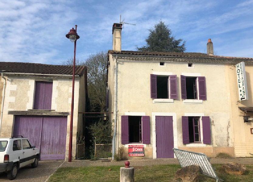 Maison à vendre 88m2 à Manzac-sur-Vern