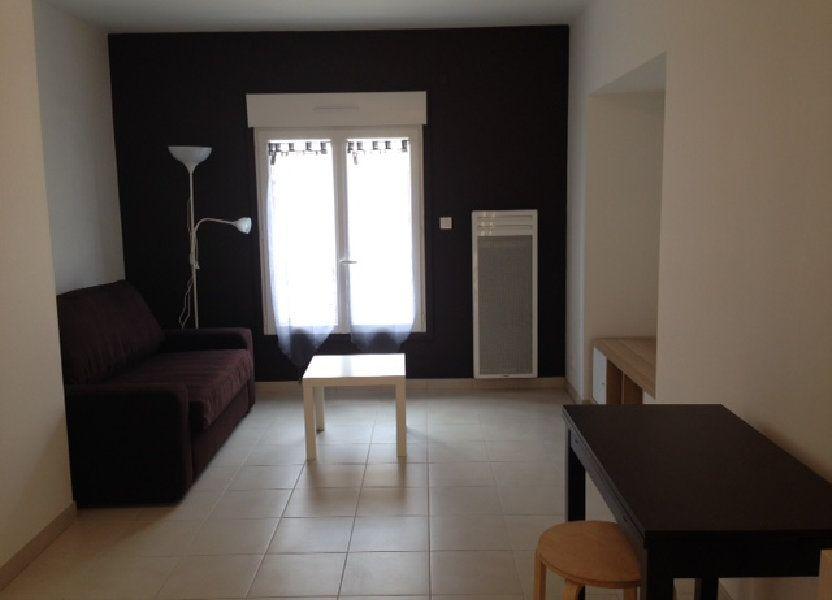 Appartement à louer 19.65m2 à Périgueux