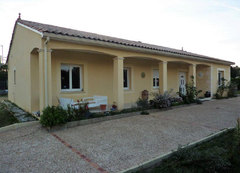 Maison à vendre 122m2 à Manzac-sur-Vern