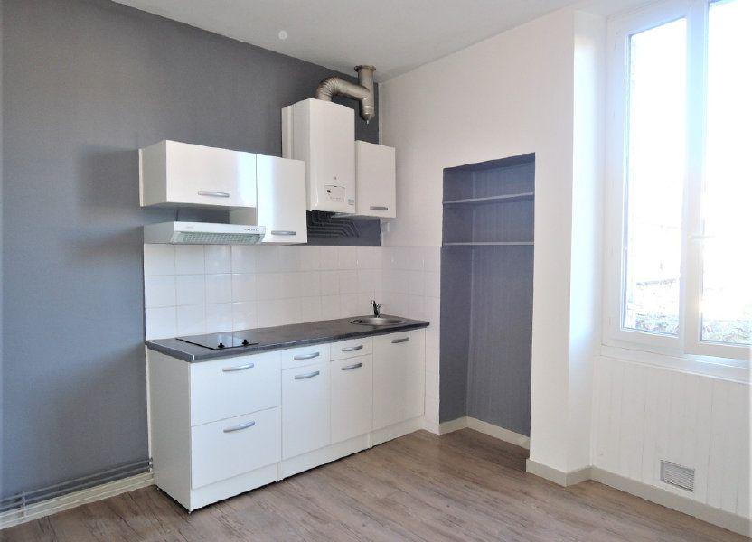 Appartement à louer 35.29m2 à Périgueux