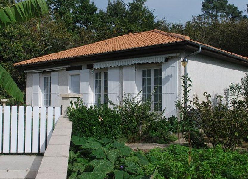 Maison à vendre 85m2 à Saint-Léon-sur-l'Isle