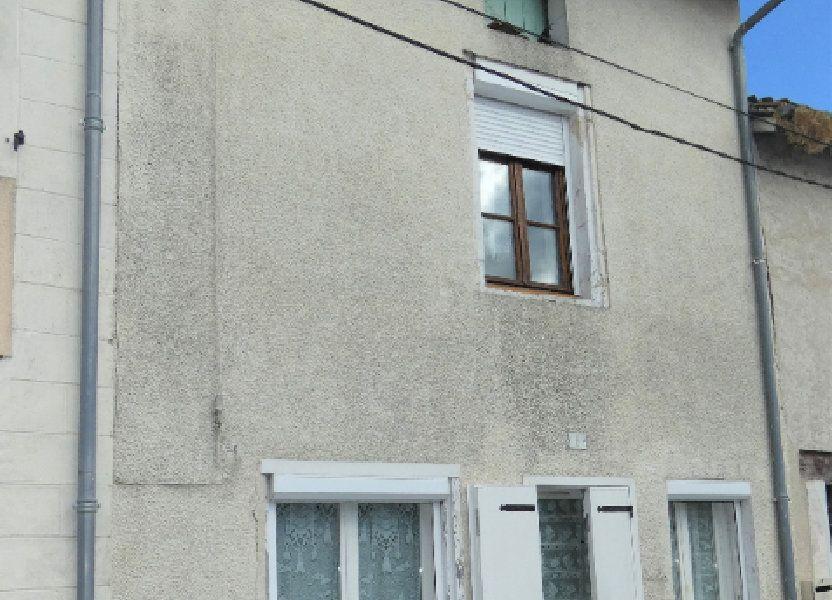 Maison à vendre 76m2 à Saint-Astier