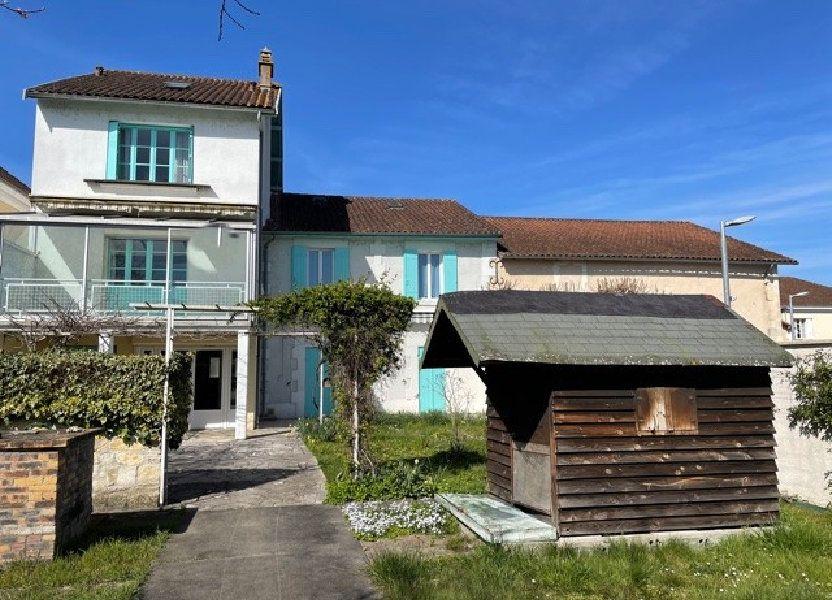 Maison à vendre 260m2 à Saint-Astier