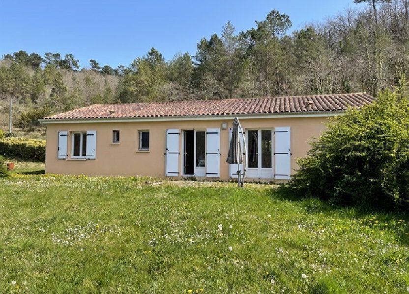 Maison à vendre 83m2 à Neuvic