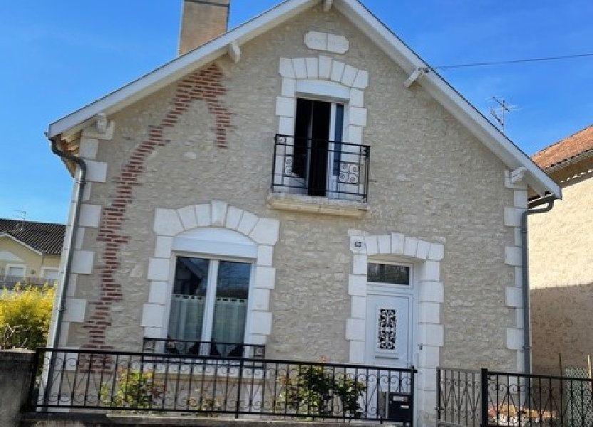 Maison à vendre 90m2 à Périgueux