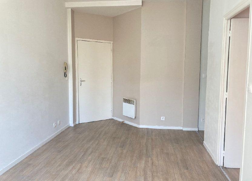 Appartement à louer 32.74m2 à Périgueux