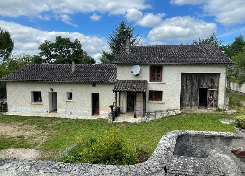 Maison à vendre 121m2 à Neuvic