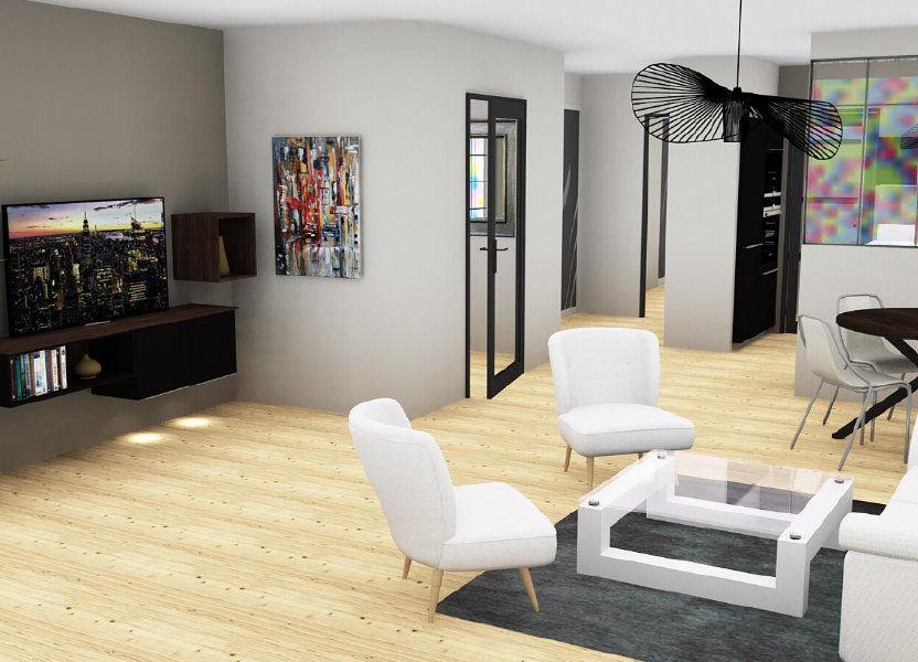 Appartement à vendre 99.2m2 à Pau