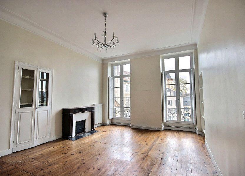 Appartement à vendre 120m2 à Pau