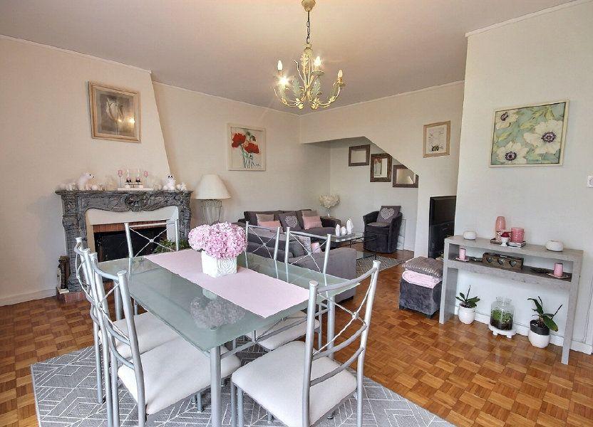 Appartement à vendre 91.71m2 à Pau