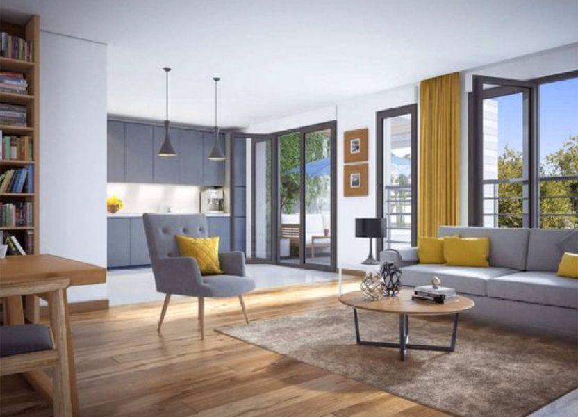 Appartement à vendre 63.5m2 à Pau