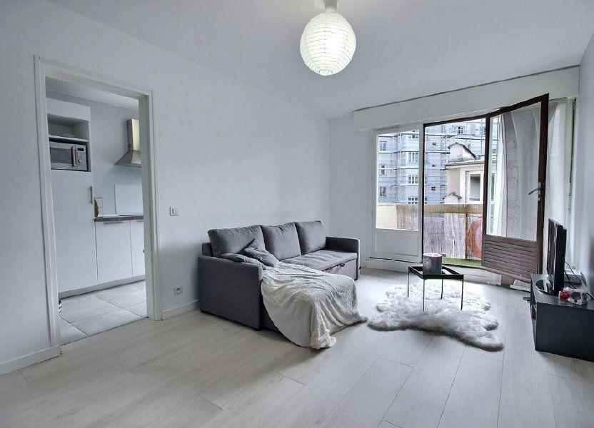 Appartement à vendre 48.5m2 à Pau