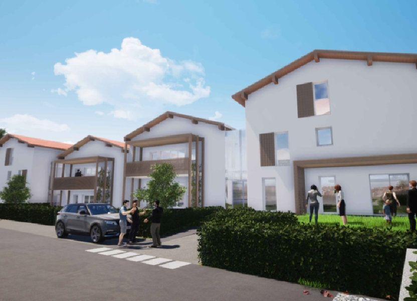 Appartement à vendre 68.5m2 à Billère