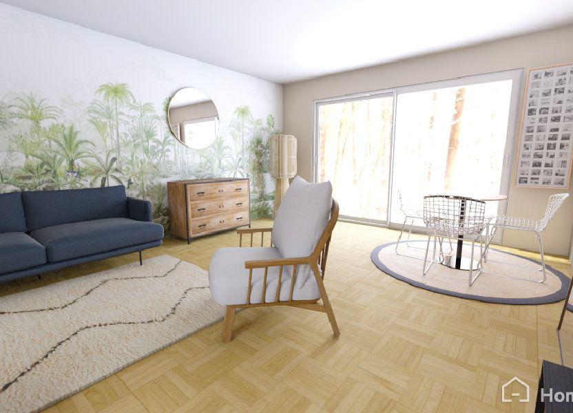 Appartement à vendre 85.96m2 à Billère