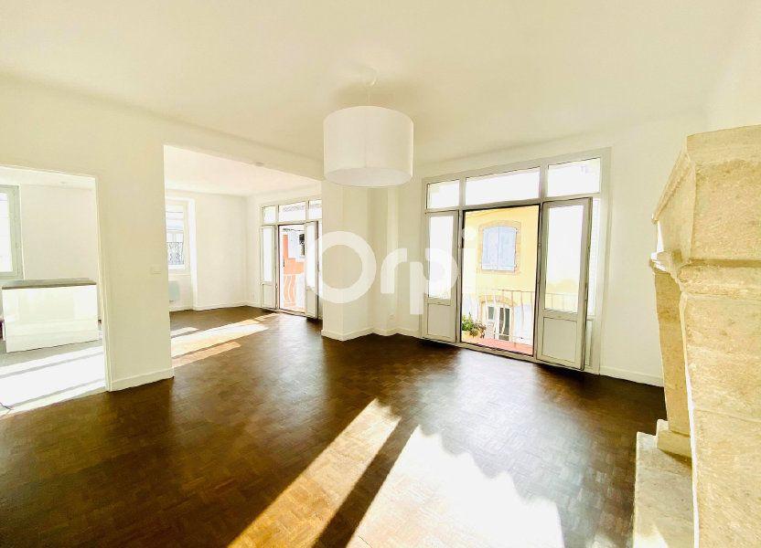 Appartement à vendre 90m2 à Aubenas