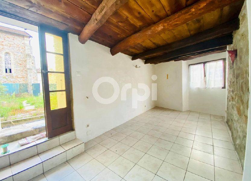 Maison à vendre 55m2 à Vals-les-Bains