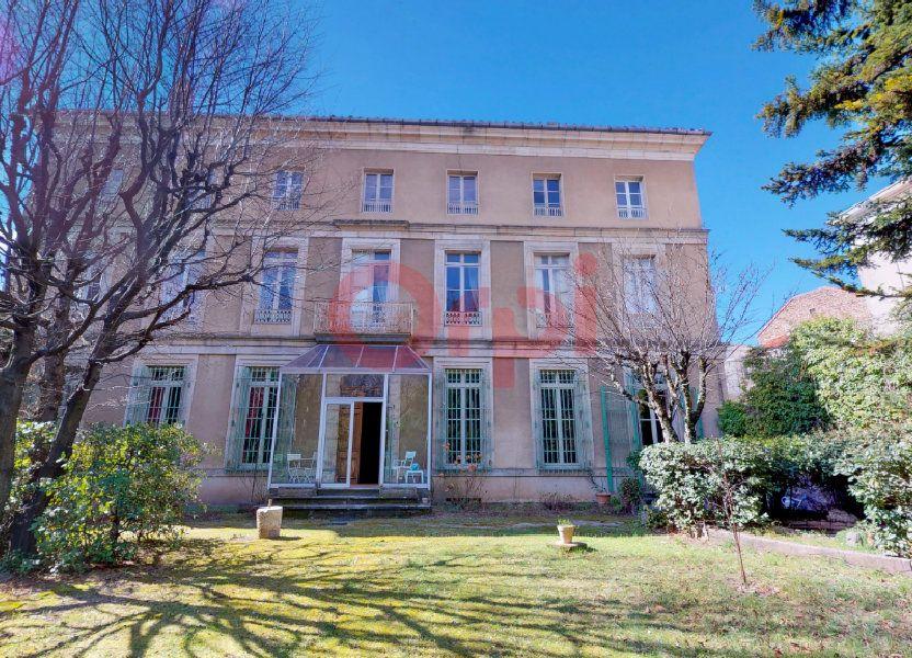 Maison à vendre 1109m2 à Aubenas