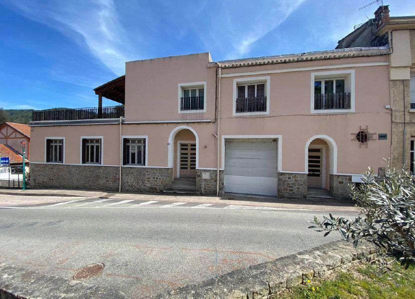 Immeuble à vendre 350m2 à Vals-les-Bains