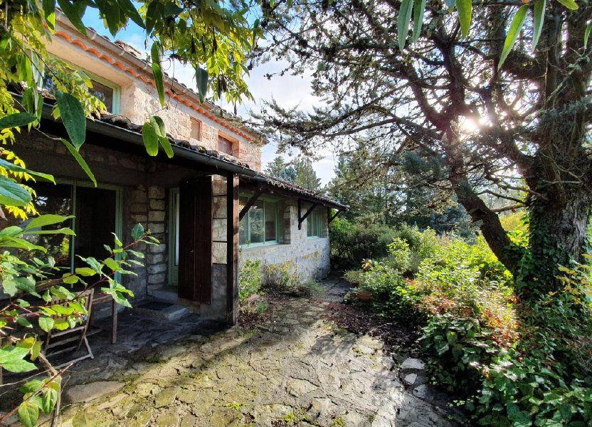 Maison à vendre 147m2 à Chambonas