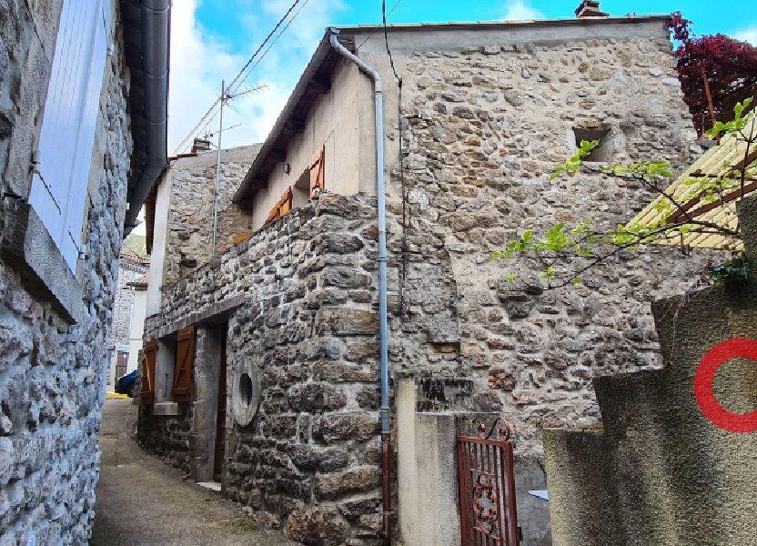 Maison à vendre 43m2 à Valgorge