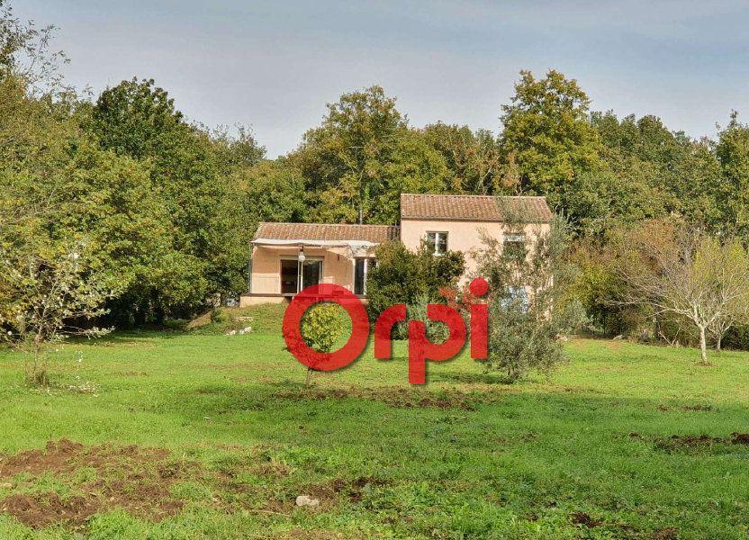 Maison à vendre 120m2 à Saint-Alban-Auriolles