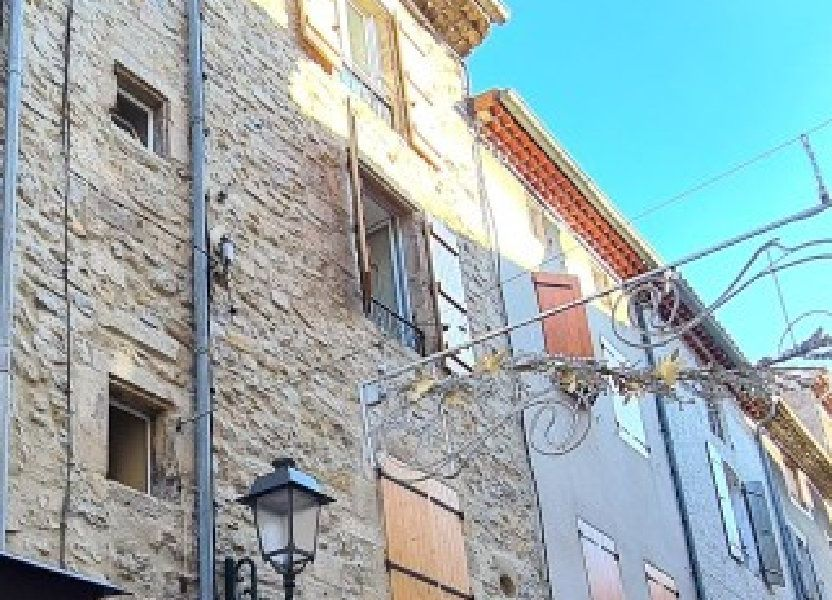 Appartement à louer 38.5m2 à Aubenas