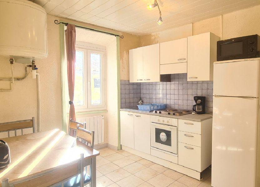 Appartement à louer 28.6m2 à Largentière