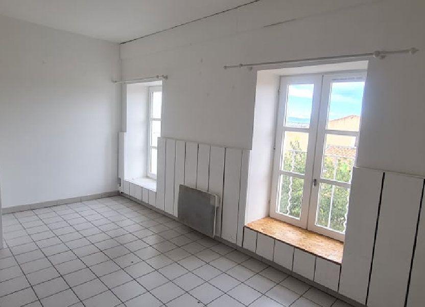 Appartement à louer 23.7m2 à Aubenas