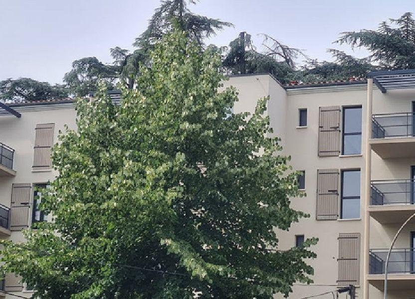 Appartement à louer 84.35m2 à Aubenas