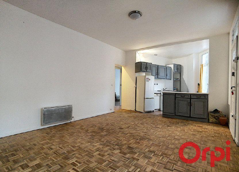 Appartement à vendre 66.05m2 à Issy-les-Moulineaux