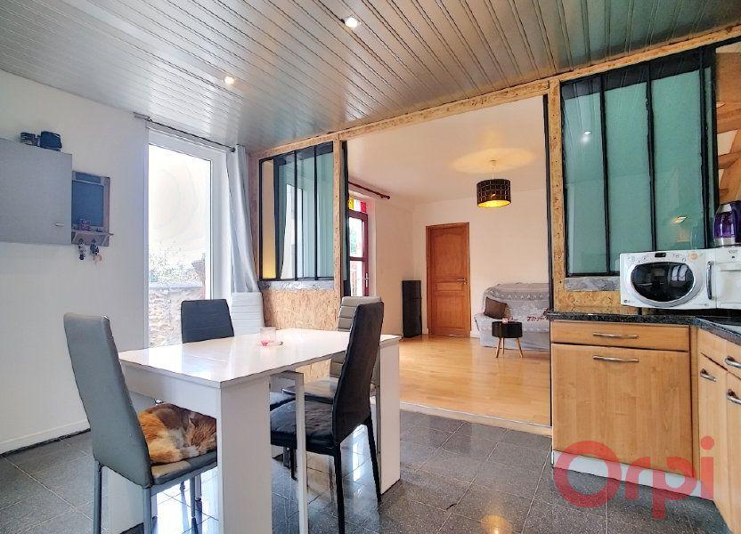 Maison à vendre 55m2 à La Ville-du-Bois