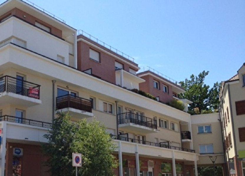 Appartement à louer 59.4m2 à Bures-sur-Yvette