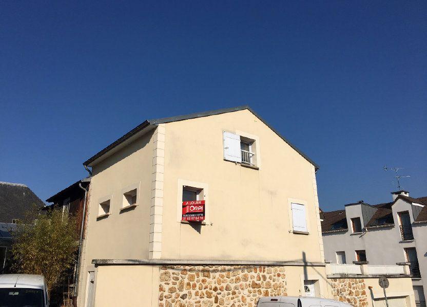Appartement à louer 9.98m2 à Bures-sur-Yvette