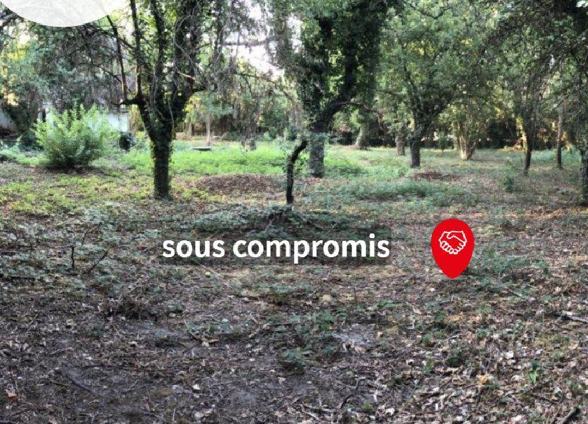 Terrain à vendre 342m2 à Saint-Rémy-lès-Chevreuse