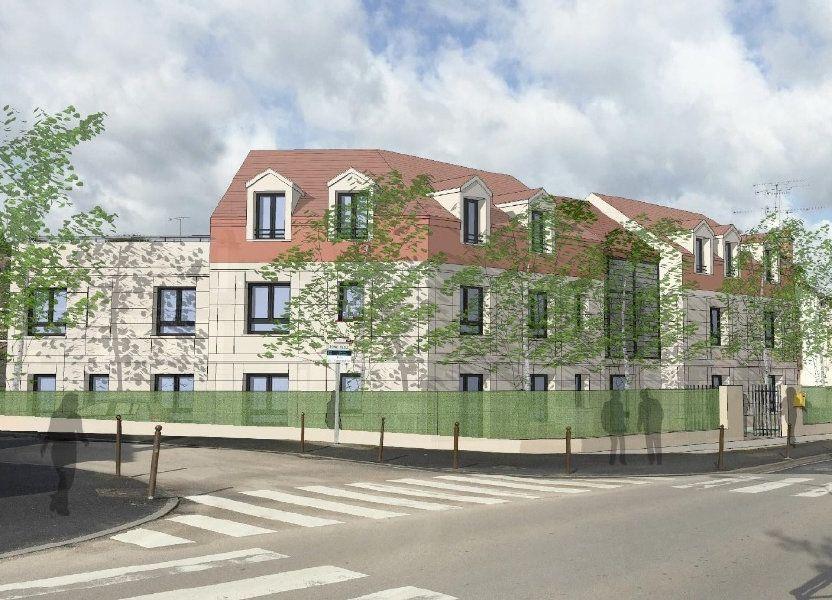 Appartement à vendre 88m2 à Gif-sur-Yvette
