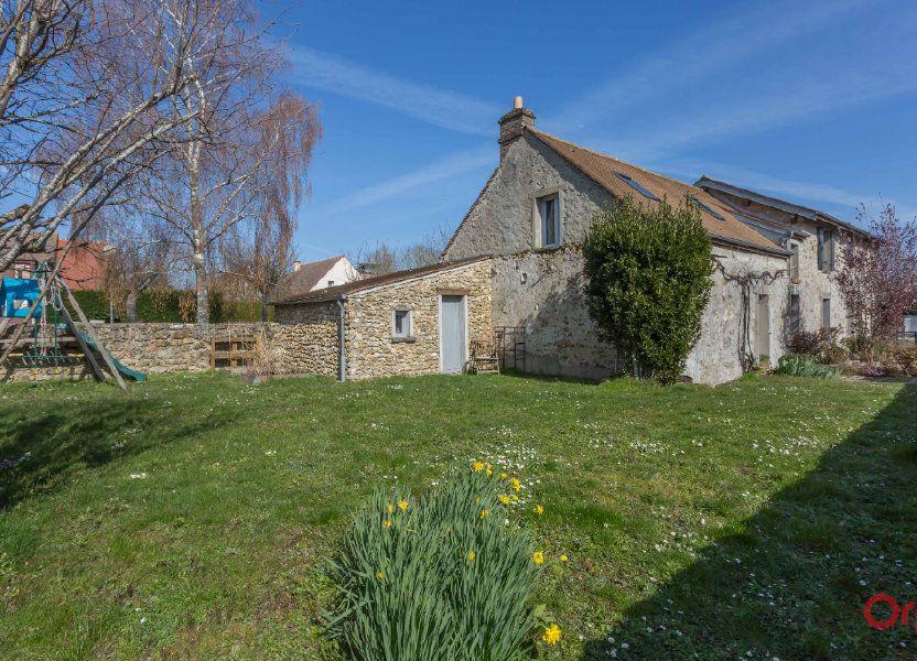 Maison à vendre 175m2 à Boullay-les-Troux