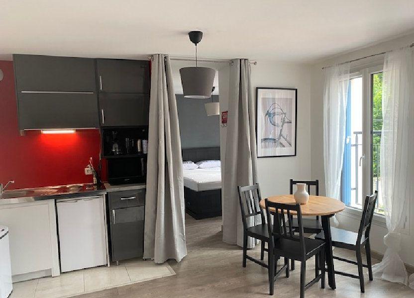 Appartement à louer 33.72m2 à Saint-Rémy-lès-Chevreuse