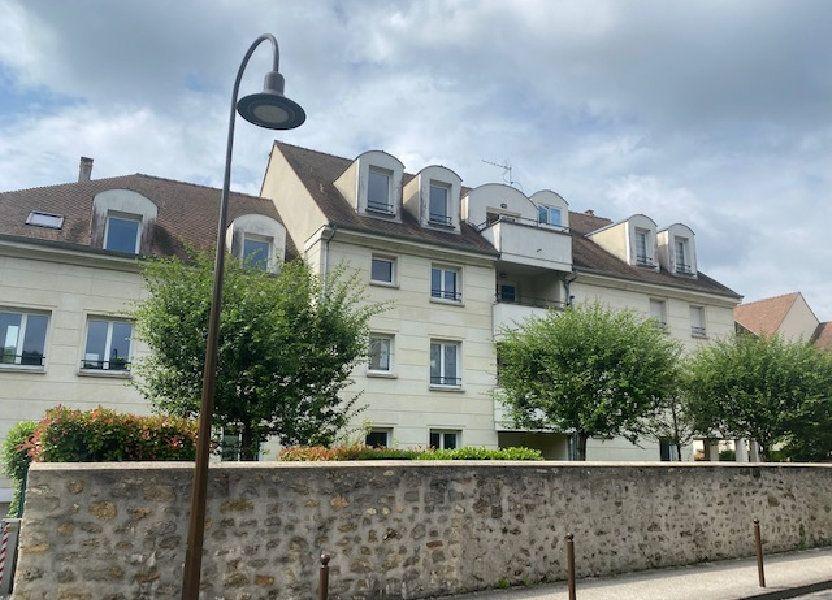 Appartement à louer 50.74m2 à Gif-sur-Yvette