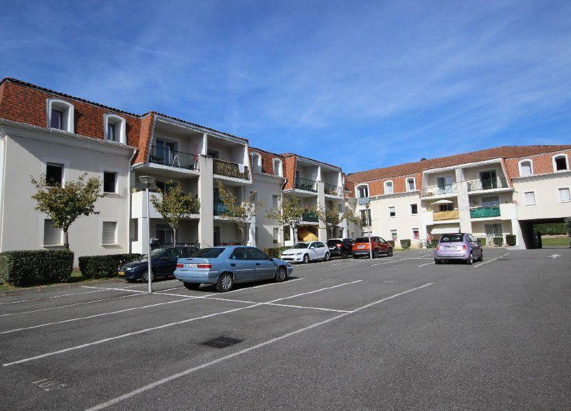 Appartement à louer 33m2 à Orthez