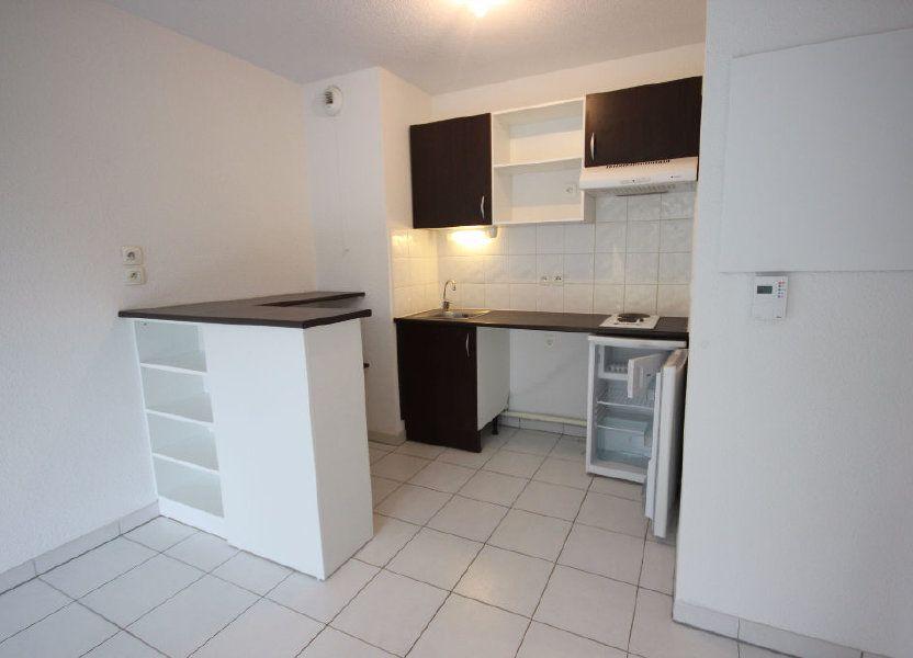 Appartement à louer 38m2 à Orthez