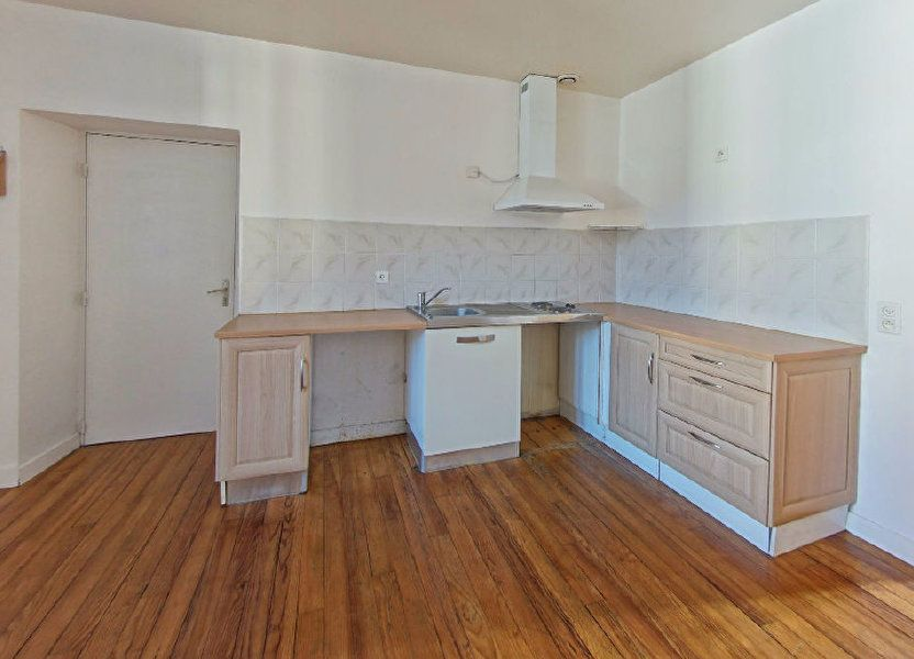 Appartement à louer 39m2 à Orthez