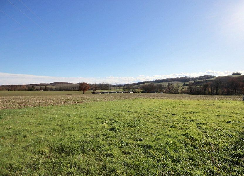 Terrain à vendre 2086m2 à Orthez