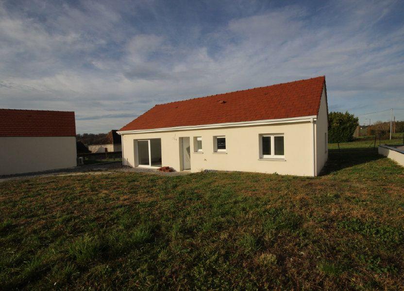 Maison à louer 92m2 à Bérenx