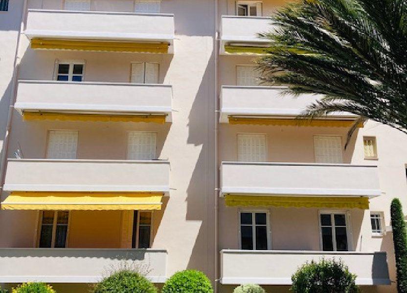 Appartement à vendre 67m2 à Cannes