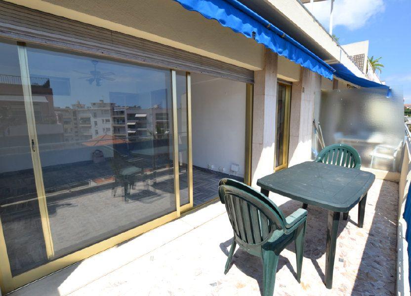 Appartement à vendre 38.53m2 à Juan-les-Pins - Antibes