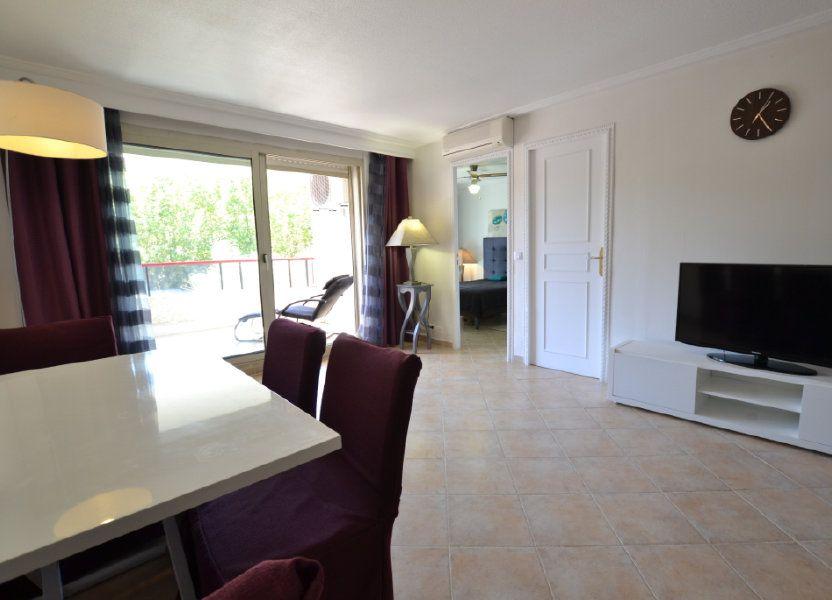 Appartement à vendre 52m2 à Cannes