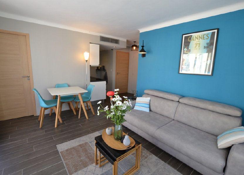 Appartement à vendre 34.7m2 à Cannes